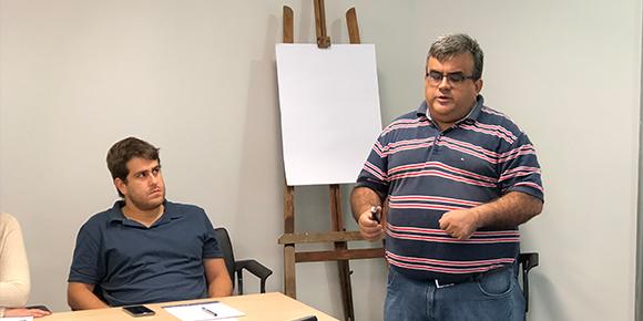 Palestra e Workshop Scrum