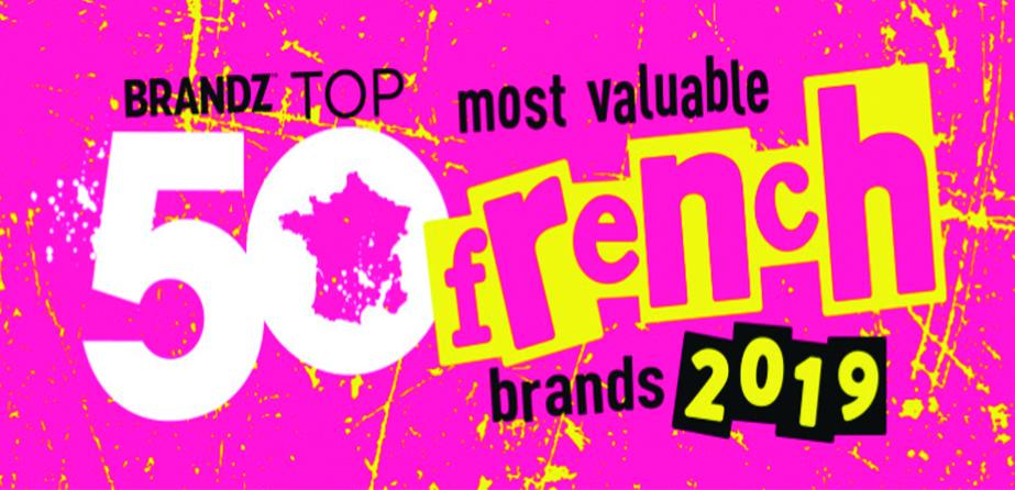 De acordo com o BrandZ França 2019, ranking das marcas francesas mais valiosas, as marcas de luxo ocupam as primeiras posições no top 10.