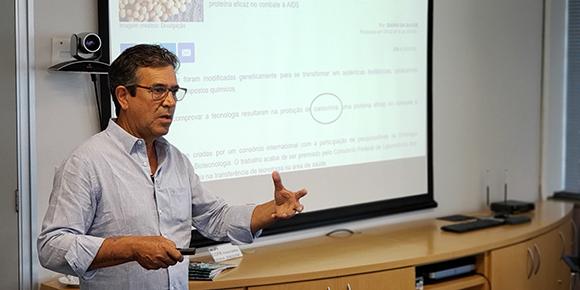 Segundo Xico Graziano, professor da GV Agro, inovação das biofábricas representam uma vitória da tecnologia no agronegócio.