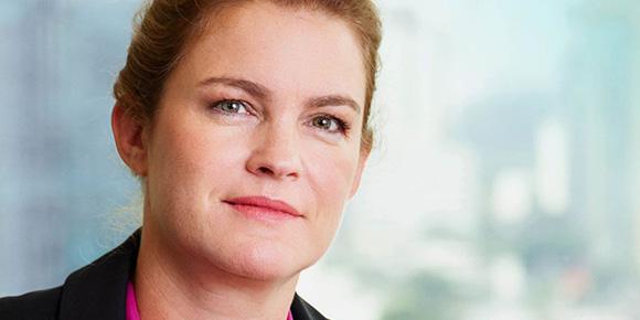 Sandrine Ferdane, presidente da BNP Paribas no Brasil, acaba de lançar, com colegas, um programa para promover mulheres em bancos de investimentos.