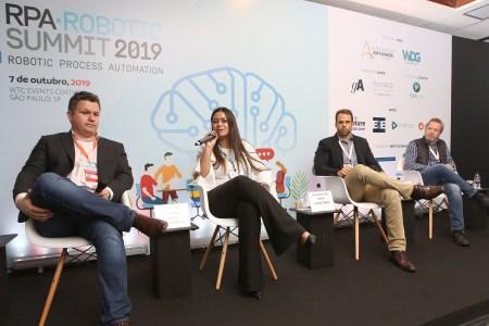 Durante o Robotic Summit 2019, o CEO da Edenred Brasil e Américas, Luiz Adolfo Gruppi Afonso (Laga), falou sobre os caminhos do RPA nas organizações.