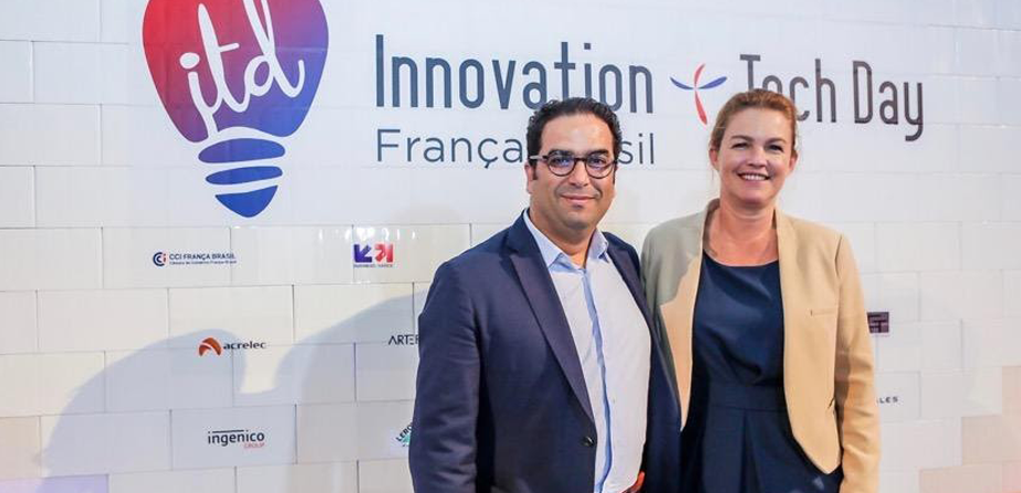 Confira os segredos de empresas em sua jornada de sucesso de transformação digital e inovação 4.0 revelados durante o Innovation & Tech Day.