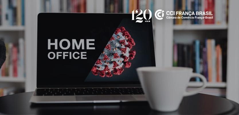 Para dar continuidade aos negócios durante a pandemia do coronavírus, empresas e startups apostam no modelo de trabalho home office com a ajuda de apps.