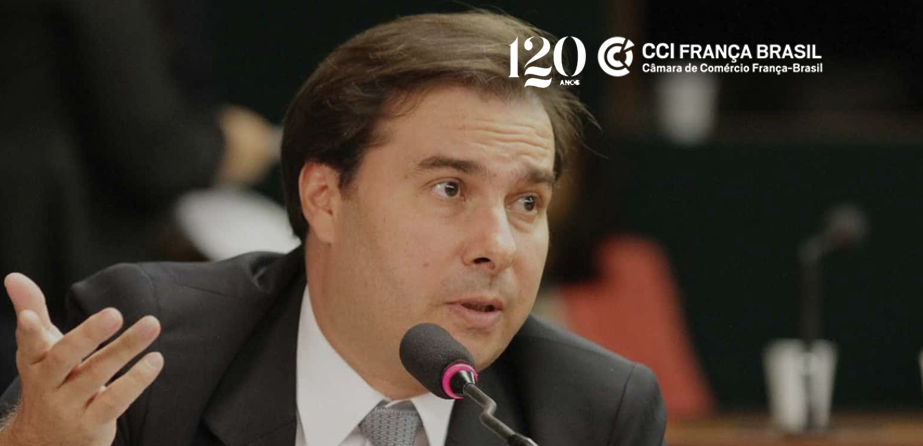 Em videoconferência promovida pela CCIFB, o presidente da Câmara dos Deputados, Rodrigo Maia, afirmou que o país deve dar mais importância ao meio ambiente.