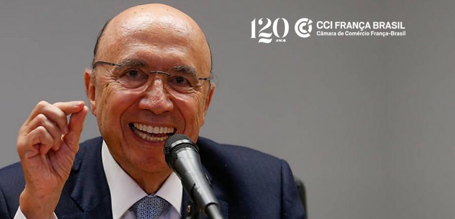 Segundo o Secretário da Fazenda de São Paulo, Henrique Meirelles, em agosto, as atividades de SP superaram os dados de Janeiro.
