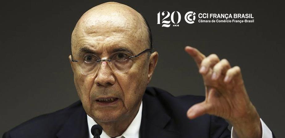 Em live promovida pela CCIFB, Henrique Meirelles, destacou que o problema da Reforma Tributária é elevar a carga tributária de CBS.