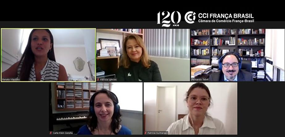 Durante live promovida pela CCIFB, especialistas debatem sobre a trajetória da Política Nacional de Resíduos Sólidos nos próximos 10 anos.